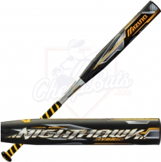 2016 Mizuno Nighthawk Hybrid Youth Baseball Bat -13oz 340353