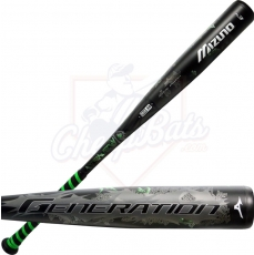 2016 Mizuno Generation BBCOR Baseball Bat -3oz 340354