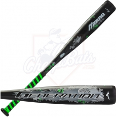 2016 Mizuno Generation Tee Ball Bat -13oz 340359