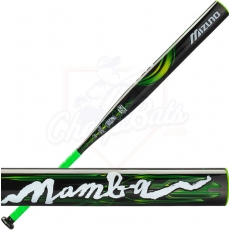 CLOSEOUT Mizuno Mamba Slowpitch Softball Bat Balanced USSSA 340361
