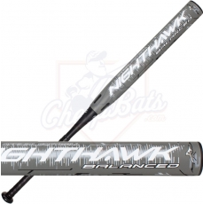 CLOSEOUT 2018 Mizuno Nighthawk Slowpitch Softball Bat Balanced USSSA 340456