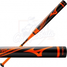 2020 Mizuno Orange Crush Slowpitch Softball Bat End Loaded USSSA (Blazing Orange) 340469.2424
