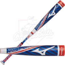 CLOSEOUT 2019 Mizuno B19 Hot Metal Youth USSSA Baseball Bat -10oz 340491