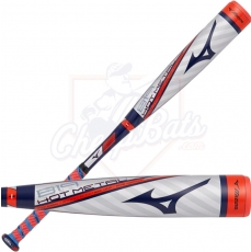 2019 Mizuno B19 Hot Metal Youth USA Tee Ball Bat -13oz 340493