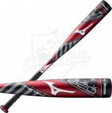 CLOSEOUT 2020 Mizuno B20 Hot Metal Youth USA Tee Ball Bat -13oz 340525