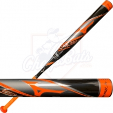 CLOSEOUT 2020 Mizuno Crush Slowpitch Softball Bat End Loaded USSSA 340537