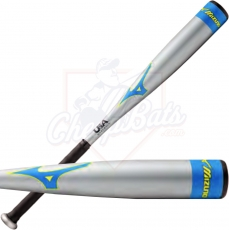 2021 Mizuno B21 Hot Metal Youth USA Tee Ball Bat -13oz 340569