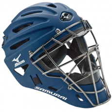 Mizuno Samurai Catchers Helmet G4 Adult 380191