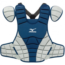 "Mizuno Samurai Chest Protector G3 16"" Adult 380195"