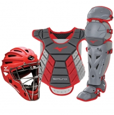 Mizuno Samurai Fastpitch Softball Catcher's Gear Set 380422