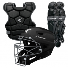 Easton Prowess Qwikfit Fastpitch Catcher's Gear Set (Ages 9-12) A165387