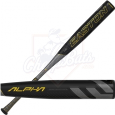 BLEMISHED 2019 Easton Project 3 Alpha BBCOR Baseball Bat -3oz BB19AL