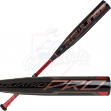 2021 Rawlings Quatro Pro BBCOR Baseball Bat -3oz BB1Q3