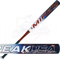 2016 Miken FREAK USA BORDER BATTLE Slowpitch Softball Bat Supermax ASA BBATMA