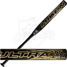 2016 Miken Ultra II Black Big Cat Senior Slowpitch Softball Bat SSUSA End Loaded BIGCAT