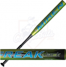CLOSEOUT 2016 Miken Freak Black Slowpitch Softball Bat Maxload ASA BLCKMA