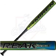 2016 Miken Freak Black Slowpitch Softball Bat Maxload USSSA BLCKMU