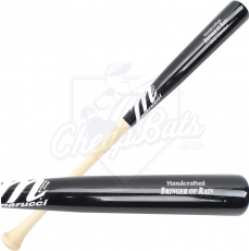 "CLOSEOUT Marucci Josh Donaldson ""Bringer of Rain"" Youth Maple Wood Baseball Bat MYVEIBOR-N/BK"