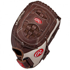 CLOSEOUT Rawlings Fast Pitch Softball Glove Champion Series 12.5� C125FP