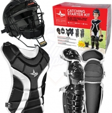All Star Catcher's Starter Kit Ages 4-7 CKBX-TBALL