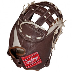 CLOSEOUT Rawlings Fast Pitch Catchers Softball Glove Champion Series 33� CCMFP