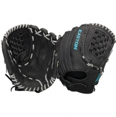 "CLOSEOUT Easton Core Pro Fastpitch Softball Glove 12.5"" COREFP1250BKGY"
