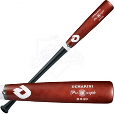 DeMarini Pro Maple Wood Baseball Bat WTDX243