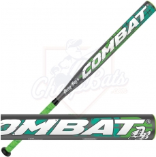 2016 Combat Derby Boys Slowpitch Softball Bat ASA End Loaded DBSP0