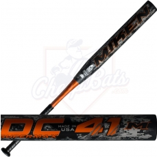 2016 Miken Denny Crine DC41 Slowpitch Softball Bat Supermax USSSA DENCMU