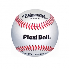 Diamond DFX-8.5SC Flexi Ball Batting Practice Baseball (10 Dozen)