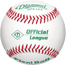 Diamond DFX-LC5 OL Official Leauge Baseball 10 Dozen