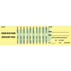 Home Run Park Batting Cage Discount Pass - 70 Tokens