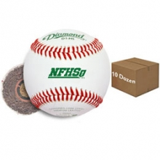 Diamond D1-HS Offical NFHS NOCSAE Baseball (Single Dozen)