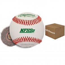 Diamond D1-PRO-HS Professional League NOCSAE NFHS Baseball (1 Dozen)