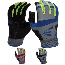 Easton HS9 Neon Batting Gloves (Adult Pair)