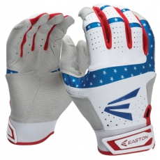Easton HS9 Stars and Stripes Batting Gloves (Adult Pair)