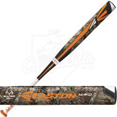 2015 Easton Mako Realtree Slowpitch Softball Bat USSSA End Loaded SP15MKU