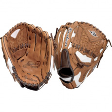 "CLOSEOUT Easton Natural Elite Series Fastpitch Softball Glove NE12FP 12"" A130064"