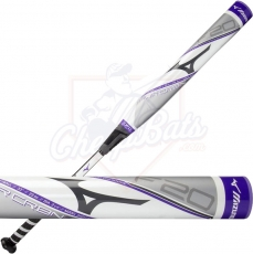 2020 Mizuno F20 Power Carbon Fastpitch Softball Bat -11oz 340529