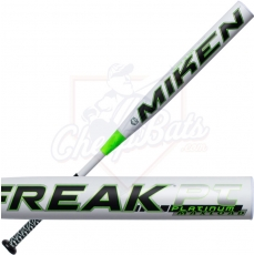CLOSEOUT 2017 Miken Freak Platinum Slowpitch Softball Bat Maxload ASA FKPTMA
