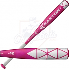 CLOSEOUT 2018 Easton Pink Sapphire Fastpitch Softball Bat -10oz FP18PSA