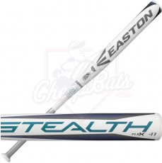 CLOSEOUT 2018 Easton Stealth Flex Fastpitch Softball Bat -11oz FP18SF11