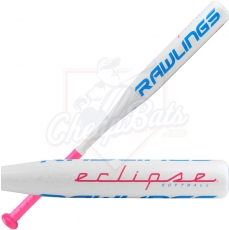 CLOSEOUT 2018 Rawlings Eclipse Fastpitch Softball Bat -12oz FP8E12