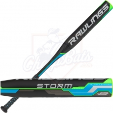 2018 Rawlings Storm Fastpitch Softball Bat -13oz FP8S13