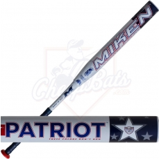 2016 Miken Freak Patriot Slowpitch Softball Bat USSSA Balanced FPATBU