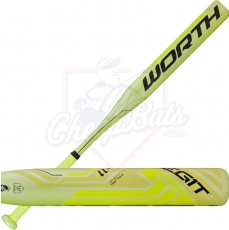 2016 Worth Legit Alloy Fastpitch Softball Bat -11oz FPLA11