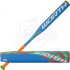 2016 Worth Storm Highlighter Alloy Fastpitch Softball Bat -13oz FPSTHL