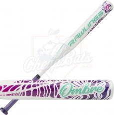 2020 Rawlings Ombre Fastpitch Softball Bat -11oz FPZO11