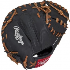 "CLOSEOUT Rawlings Gamer Baseball Catcher's Mitt 32.5"" GCM325BT"