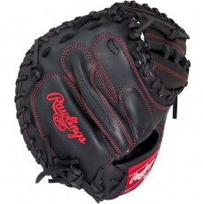 "CLOSEOUT Rawlings Gamer Youth Pro Taper Baseball Catcher's Mitt 32"" GCM32PTB"